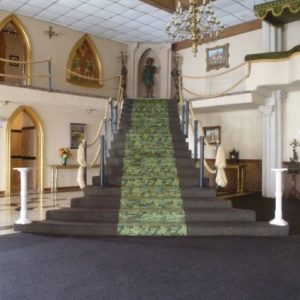 Escalinata a mezzanine