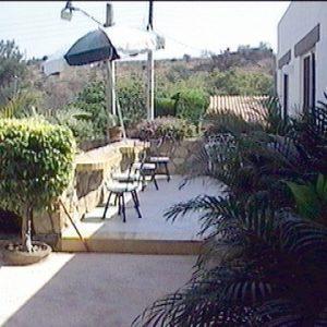 Terraza exterior