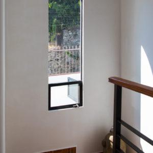 Descanso escaleras